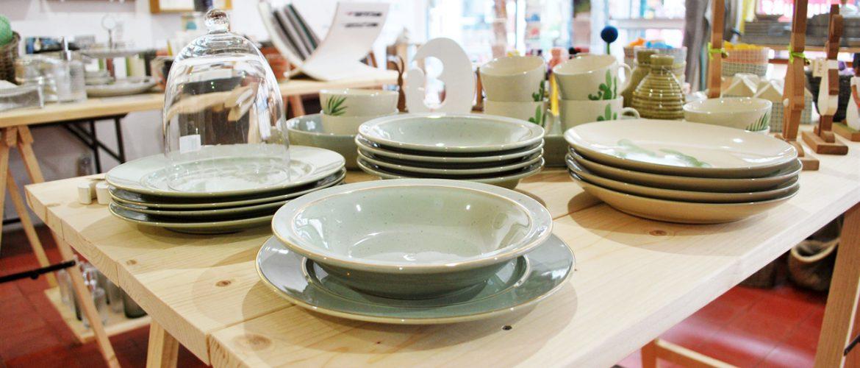Für den gedeckten Tisch
