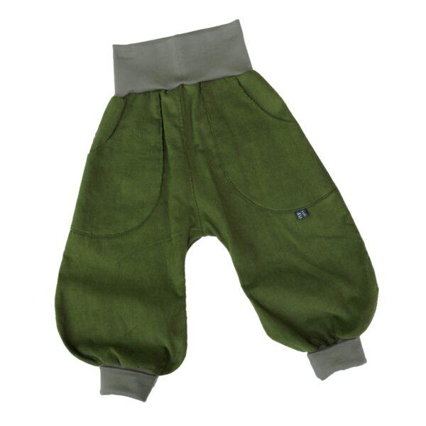 Cordhose (waldgrün)