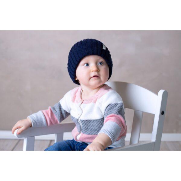 """Babymütze von """"strickgut"""""""
