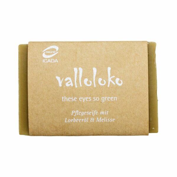 """Pflegeseife """"these eyes so green"""" von valloloko"""