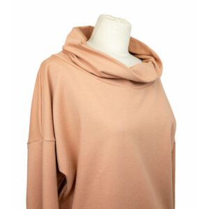 "Oversized Sweatshirt ""Camel Brown"" von wunderdinge"