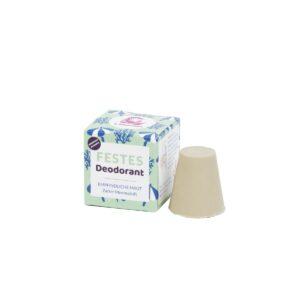 festes Deodorant für empfindliche Haut